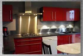 PlakSteel - Zuschnitt von Edelstahlplatten nach Maß - Küchenrückwand ...